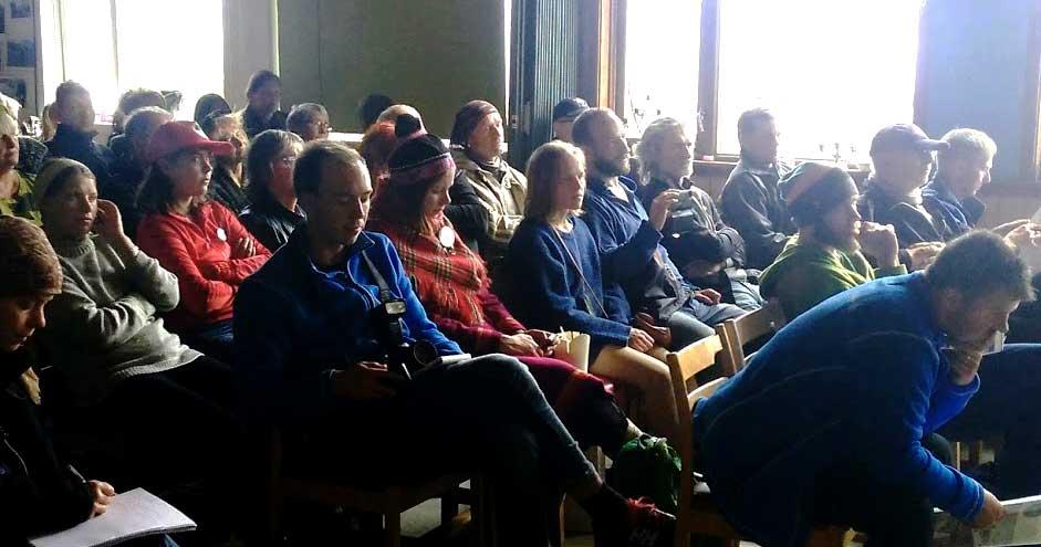 Seminar på Karlsøyfestivalen