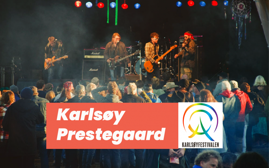 Karlsøy Prestegaard